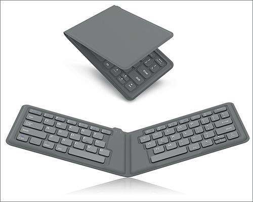 MoKo iPhone 7-7 Plus Wireless Bluetooth Keyboard