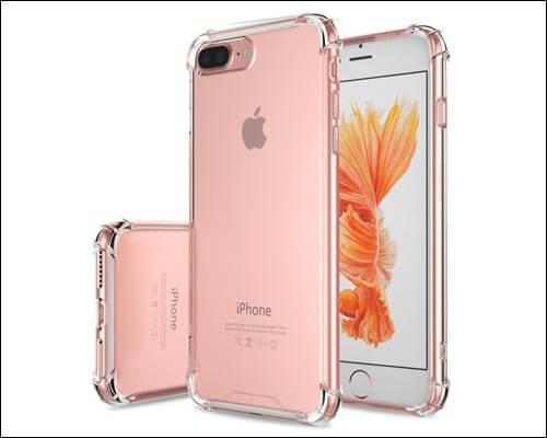 MoKo iPhone 7 Plus Transparent Clear Case