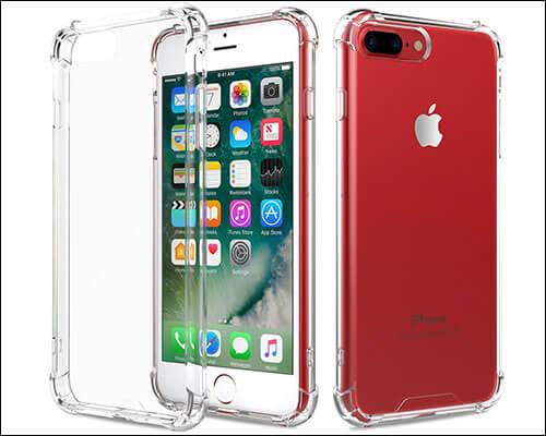 MoKo iPhone 8 Plus Bumper Case