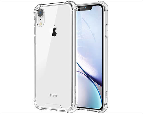 MoKo iPhone XR Wireless Charging Support Case