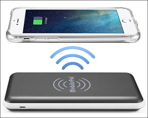 MobilePal iPhone 6-6s Plus Wireless Charging Case