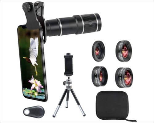 Mocalaca iPhone 11 Camera Lens Kit