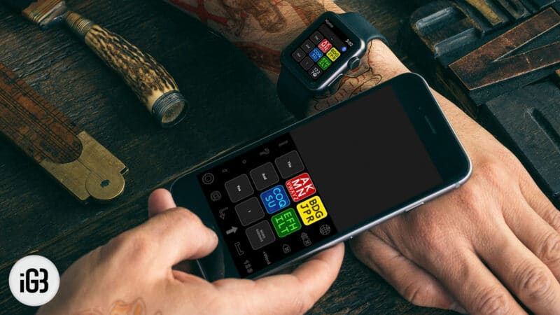 Modality Type and Keyboard App for iPhone, iPad and Apple Watch
