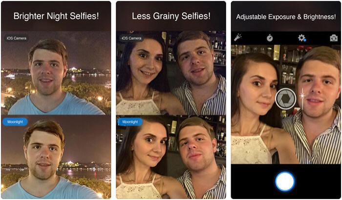 Moonlight iPhone App Screenshot