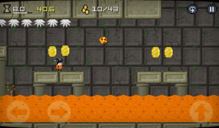 Mos Speedrun iPhone and iPad Game Screenshot