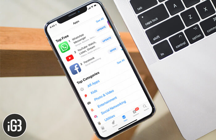 Most Downloaded iPhone and iPad Apps