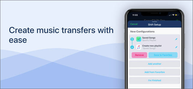 Move Spotify Playlists to Apple Music Using SongShift App