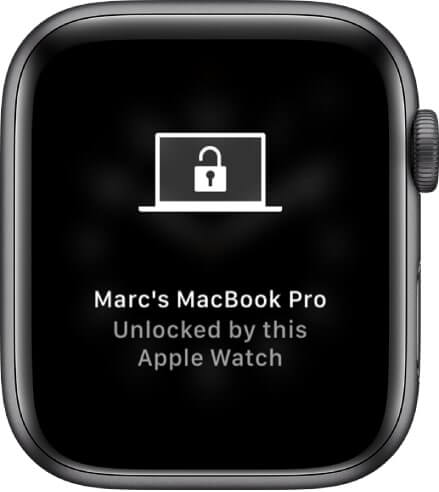 Move your watch a little closer to auto-unlock your Mac