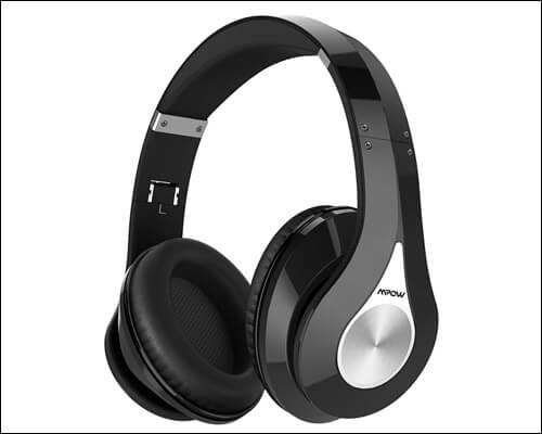 Mpow Foldable Wireless Headphones for Apple TV