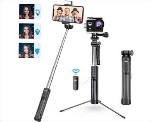 Mpow Selfie Stick iPhone Tripod