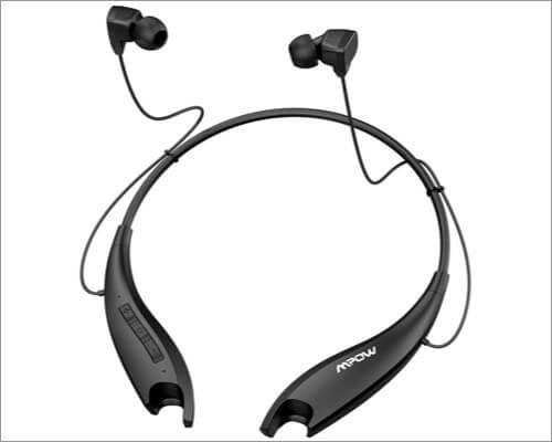 Mpow Wireless Magnetic Neckband Headphones