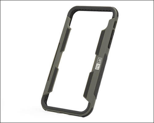 Mr Lei iPhone Xs Frame Bumber Case