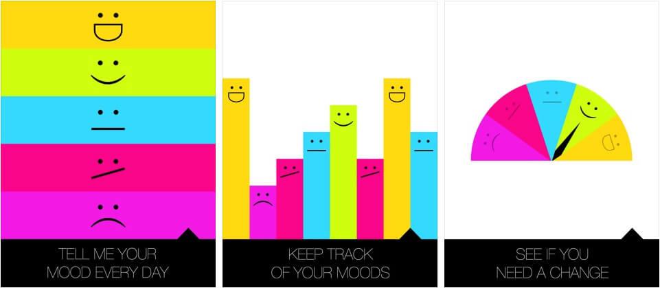 Mr Mood Lifestyle iPadOS App Screenshot