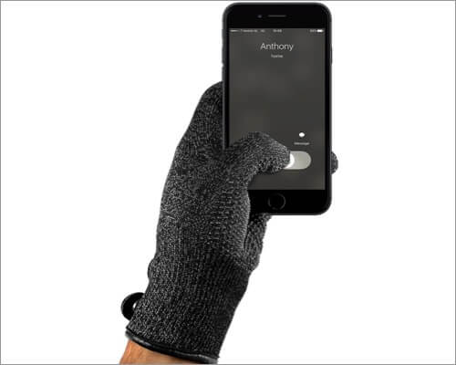 Mujjo Touchscreen Gloves for iPhone or iPad