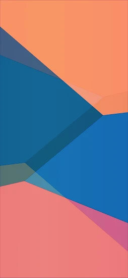MultiLines V2 wallpaper for iPhone Xs