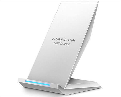 NANAMI iPhone Xs Max, Xs, and iPhone XR Wireless Charging Stand