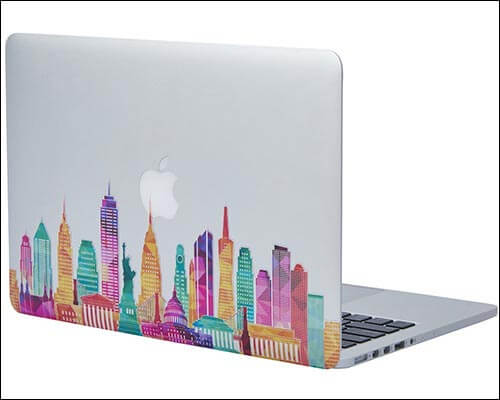 NDAD MacBook 13-inch Decal
