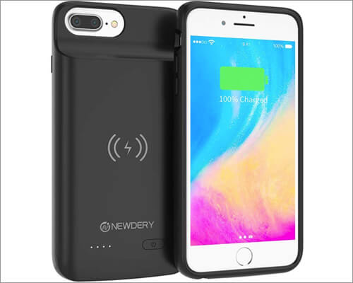 NEWDERY iPhone 7 Plus Battery Case