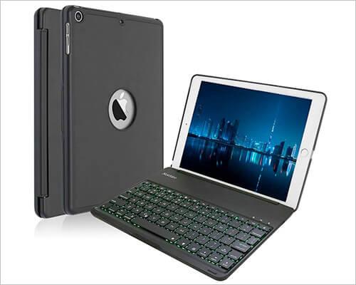 NOKBABO 2018 9.7-inch iPad Keyboard Case