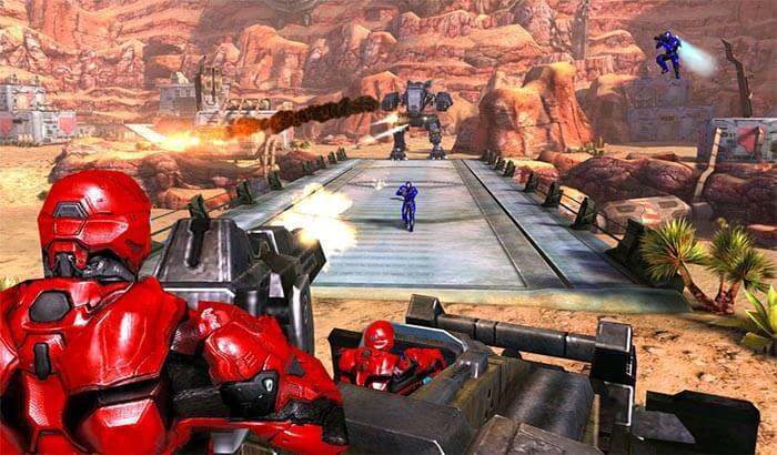 NOVA 3 iPhone and iPad Game Screenshot