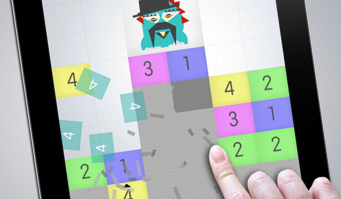 NUMTRIS Number iPhone and iPad Game Screenshot