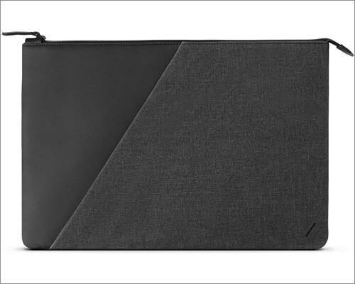 Native Union 16-inch MacBook Pro Slim Canvas Sleeve