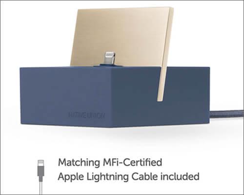 Native Union Apple TV Remote Charging Dock