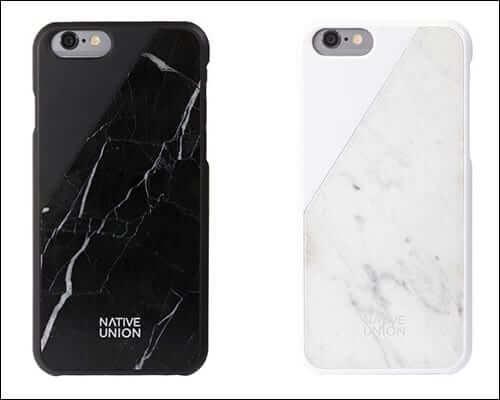 Native Union CLIC Marble Case iPhone 6