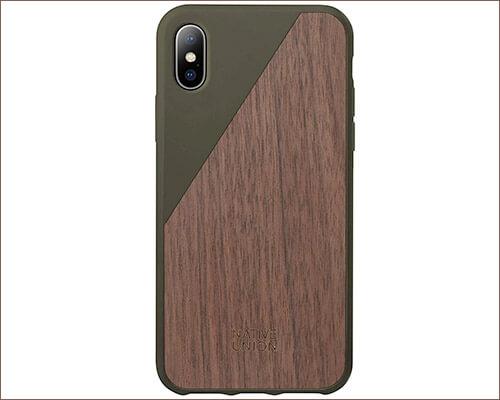 Native Union CLIC iPhone X Case