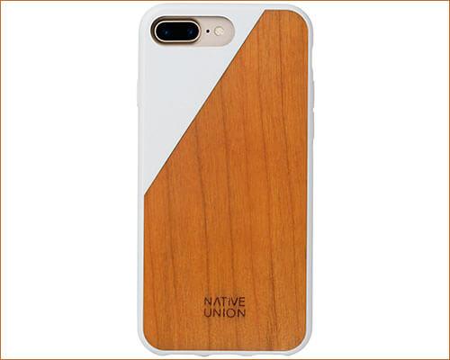 Native Union iPhone 7-8 Plus Wooden Case