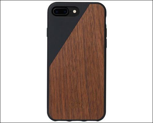 Native Union iPhone 8 Plus Wooden Case