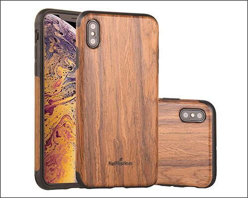 NeWisdom iPhone Xs Max Cheap Case