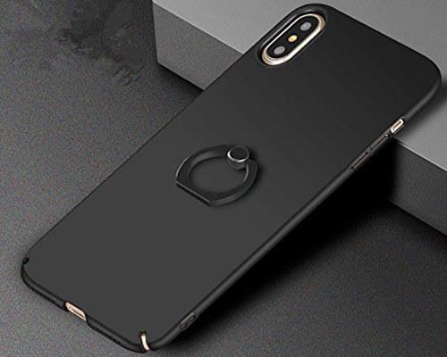 Neivi iPhone X Ring Holder Case