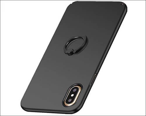 Neivi iPhone Xs Max Ring Holder Case
