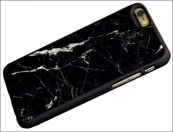 Nero Marquina Marble iPhone 6 Case