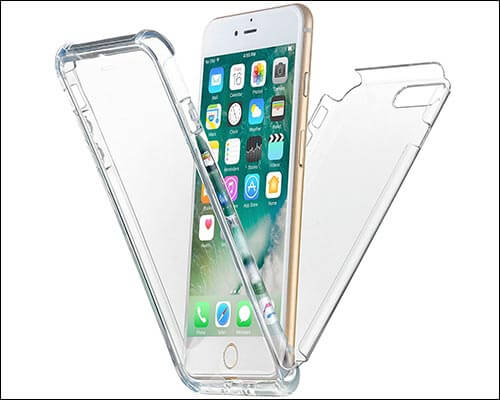 New Trent iPhone 8 Plus Clear Case