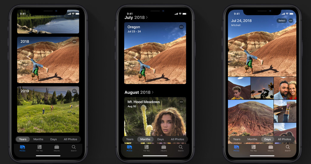 New photo features and Video Editing tools in iOS 13