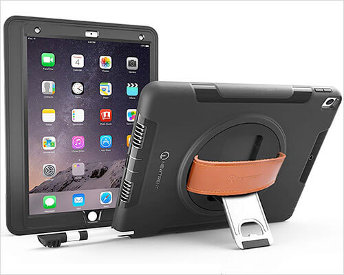 NewTrent Kickstand Case for iPad Pro 10.5-inch