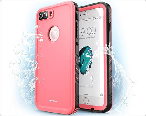 NexCase Waterproof Case for iPhone 8 Plus