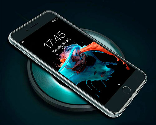 Nicexx iPhone 8 Plus Wireless Charging Support Case