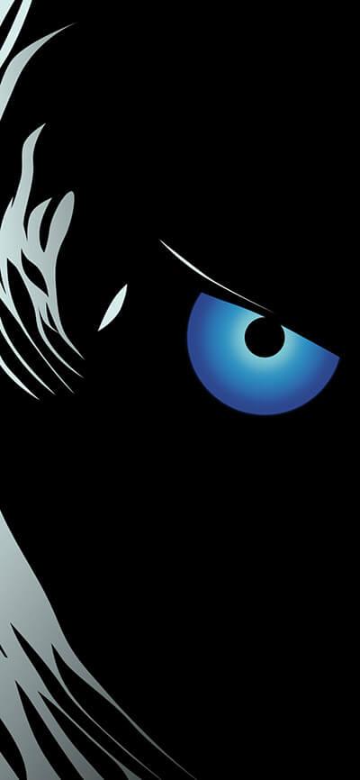 Nightking illustration iPhone Game of Thrones Wallpaper