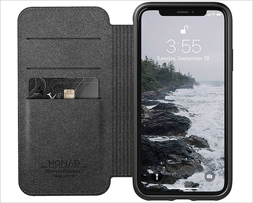 Nomad iPhone X-Xs Wallet Case