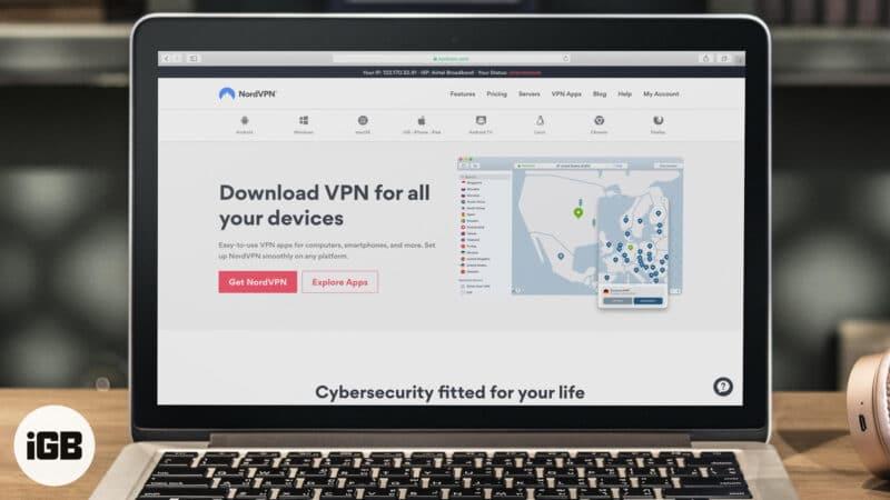 NordVPN VPN Service Provider