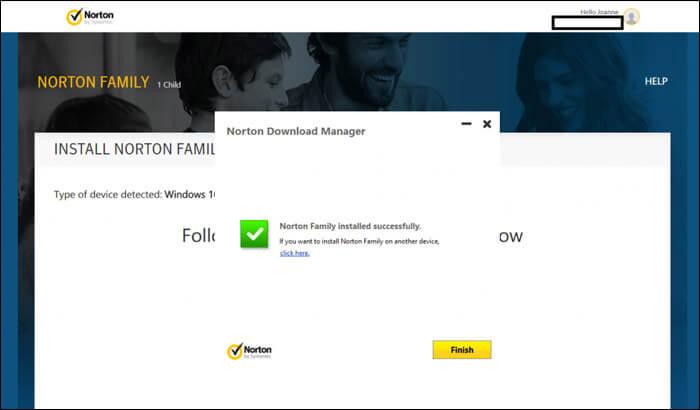 Norton Family Premier Mac Monitoring Software