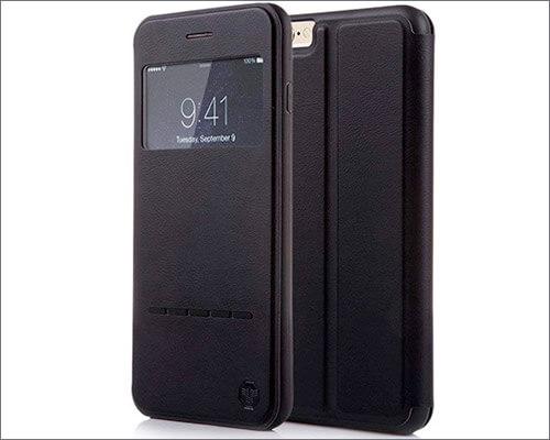 Nouske iPhone 6-6s Plus Flip Case