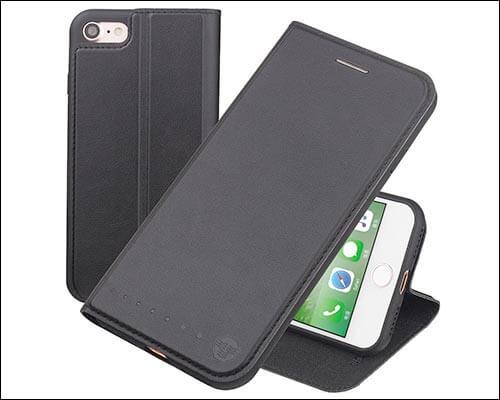 Nouske iPhone 8 Flip Case