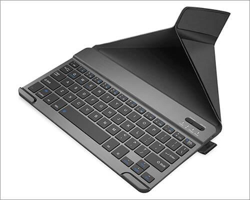 Nulaxy KM12 Bluetooth Keyboard for iPad Pro 12.9-inch