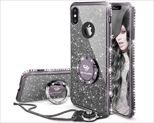 OCYCLONE iPhone X-Xs Case for Girl Women