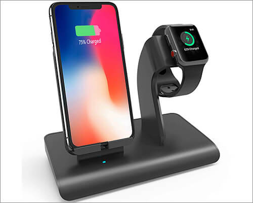 ODELENWA Wireless Dock for iPhone Xs Max, Xs, and iPhone XR