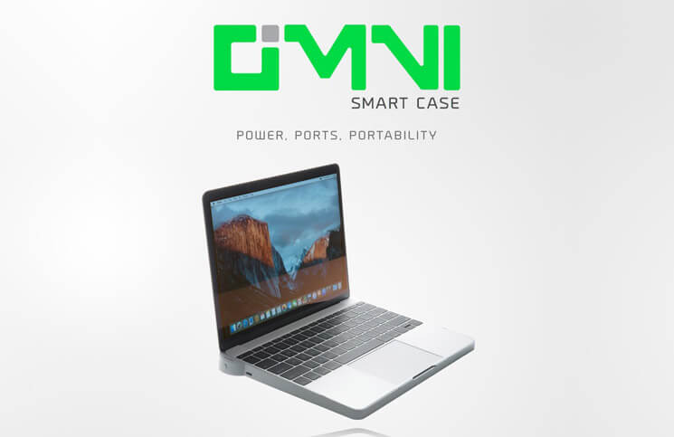 OMNI Smart Case for MacBook